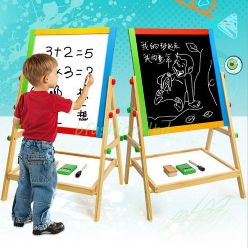 Luxor  Double Sided Magnetic Whiteboard 1 Pack