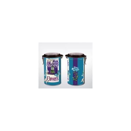 """Magic Home Емкость для сыпучих продуктов """"Подснежники"""" 1800мл, Magic Home  — 309р.  Жестяная банка с крышкой из прозрачного пластика предназначена для хранения сыпучих продуктов. Банка украшена рисунком «Подснежники». Вместительная емкость для круп, сахара или чая плотно закрывается крышкой на металлический замок, продукты сохраняют свежесть и аромат, не впитывают посторонние запахи.   Дополнительная информация:  Не предназначена для мытья в посудомоечной машине.   Объем: 1800 мл  Высота…"""