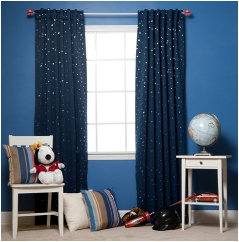 Best 25 boys curtains ideas on pinterest - Childrens bedroom blackout curtains ...