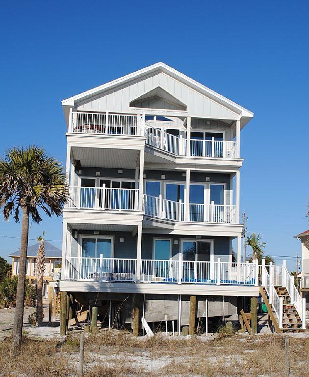 15 Best Panama City Beachfront Rental Homes Close To Pier