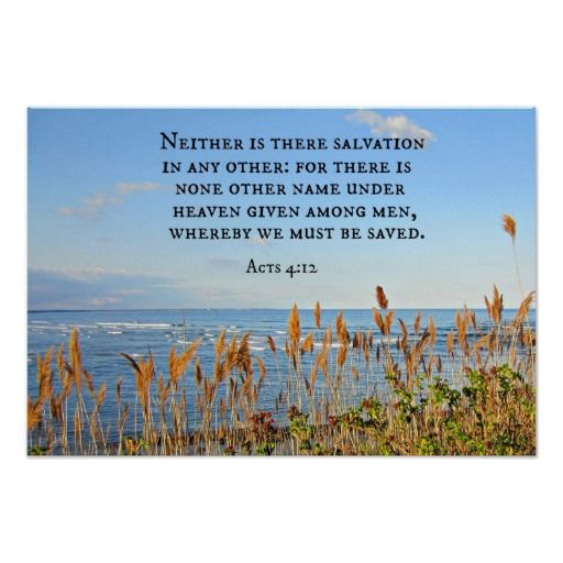 $$$ This is great for          Acts 4:12 Neither is there salvation in any other. Print           Acts 4:12 Neither is there salvation in any other. Print lowest price for you. In addition you can compare price with another store and read helpful reviews. BuyReview          Acts 4:12 Neithe...Cleck Hot Deals >>> http://www.zazzle.com/acts_4_12_neither_is_there_salvation_in_any_other_poster-228745136680918285?rf=238627982471231924&zbar=1&tc=terrest
