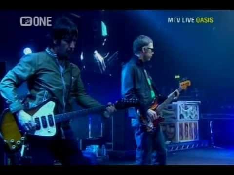 Oasis - Slide Away (Live Wembley 2008)
