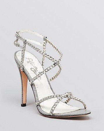 Alice + Olivia Sandals - Gianna High Heel | Bloomingdale's
