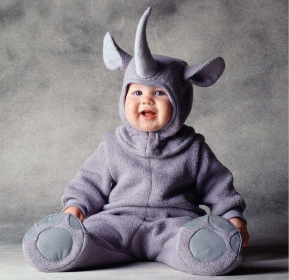 the cutest infant boy halloween costumes baby animal suits elephant