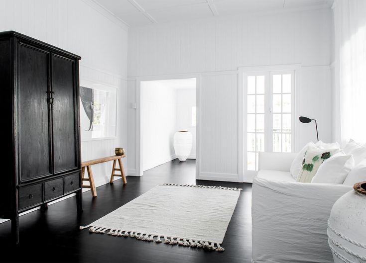 381 besten Black \ white   schwarz \ weiß   Dekoideen! Bilder auf - schwarz weiß schlafzimmer