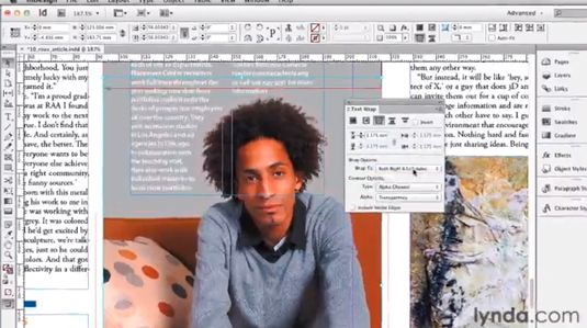 35 great InDesign tutorials for graphic designers | InDesign | Creative Bloq - looks like this is mostly for CS6 users