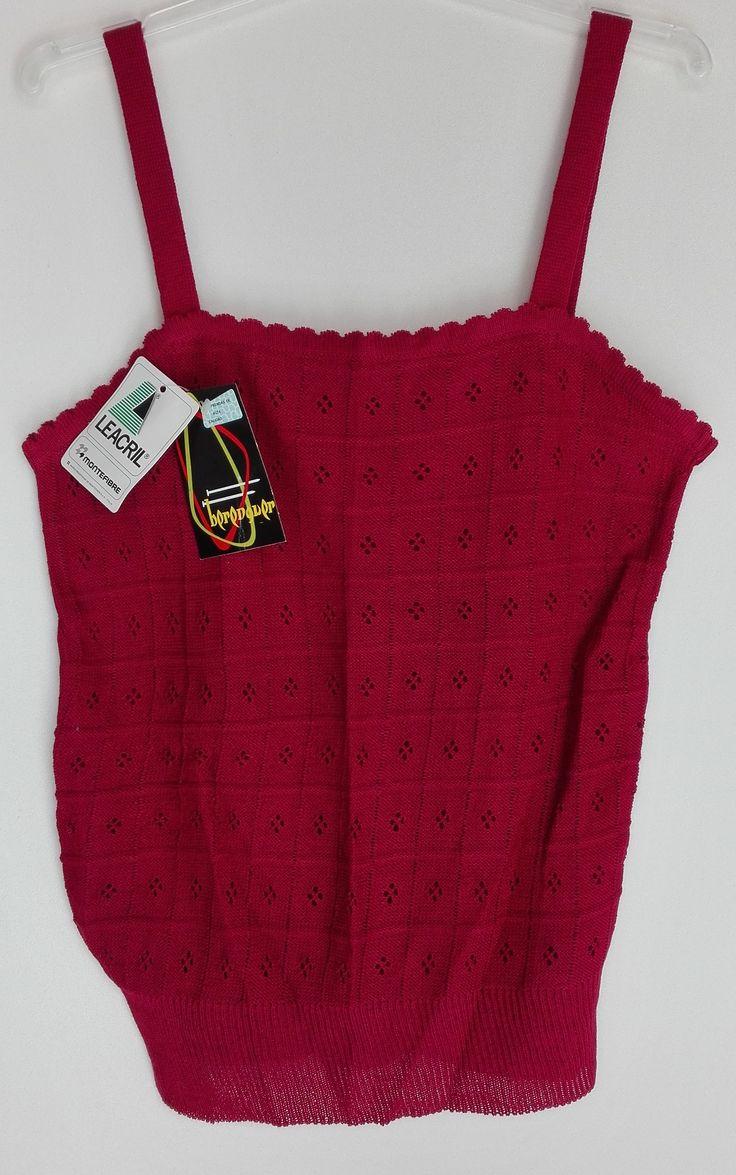 Must have de este verano. El crochet está de moda. Años 70 fabricada en España , garantía Leacril