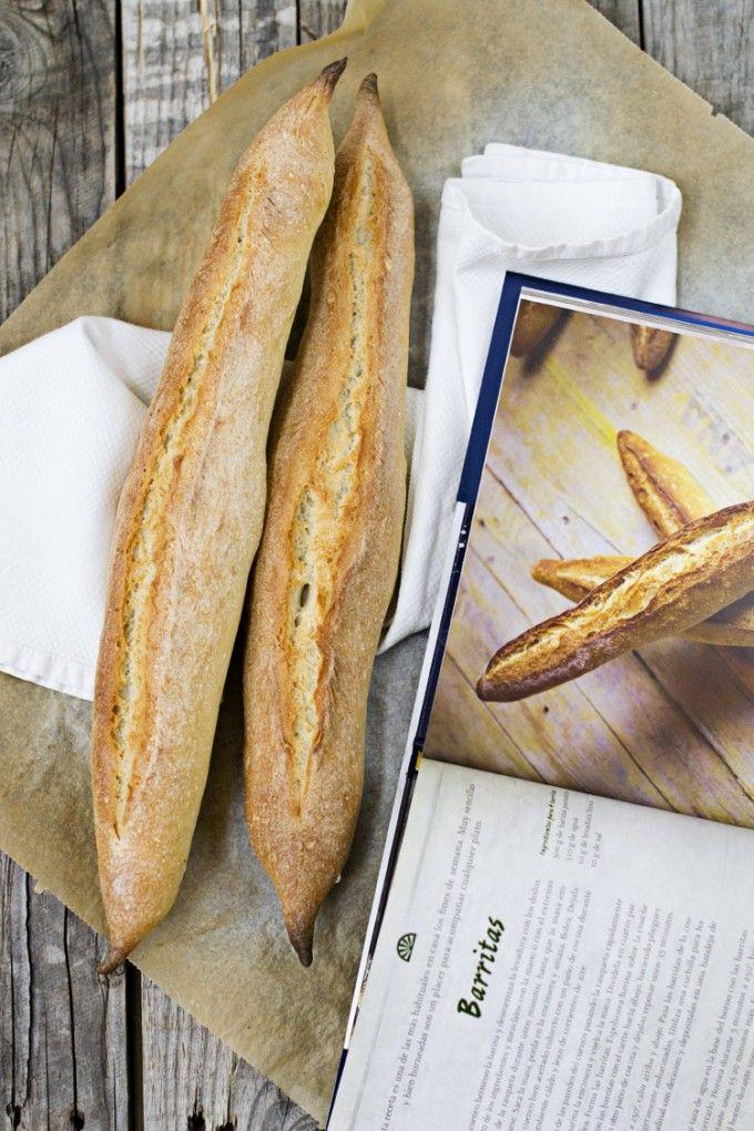 pan con webos fritos , libro de cocina
