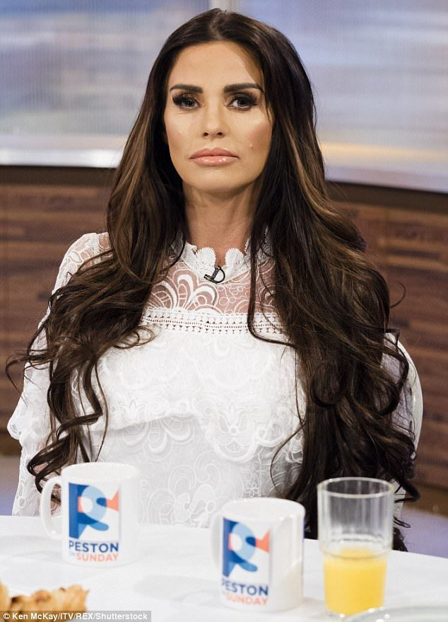 Not happy: Katie Price has reportedly been left devastated with the results of her recent ...