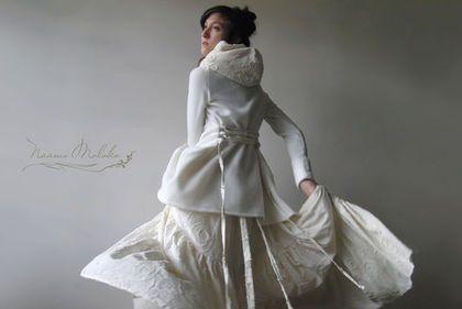 """Кофты и свитера ручной работы. Ярмарка Мастеров - ручная работа. Купить Туника """"Алвимаид """". Handmade. Однотонный, мусульманская одежда"""