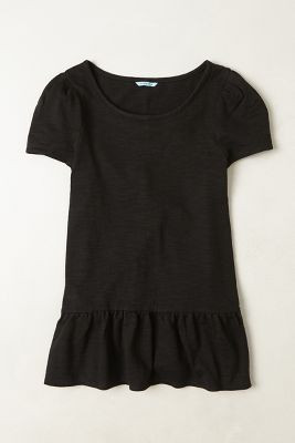 Nora Peplum Top - I love tops like this. So comfortable and errr hides the tummy if you are going for a heavy meal. heehee