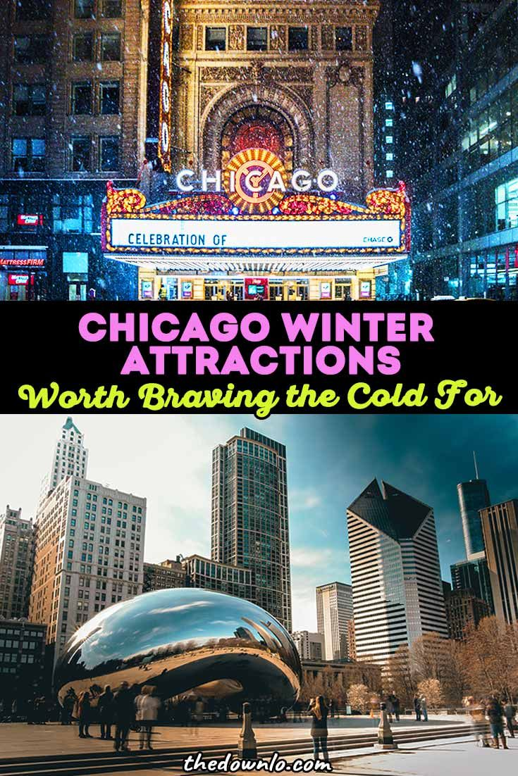 17 Epic Things To Do In Chicago In Winter To Keep You From Hibernating In 2020 Travel Usa United States Travel America Travel