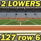 #Ticket  FRONT ROW 2 TIX: Iowa Hawkeyes @ Illinois Football Tickets 11/19 127row6 #deals_us