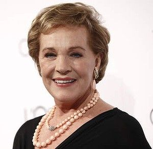 Julie Andrews coming to Australia.