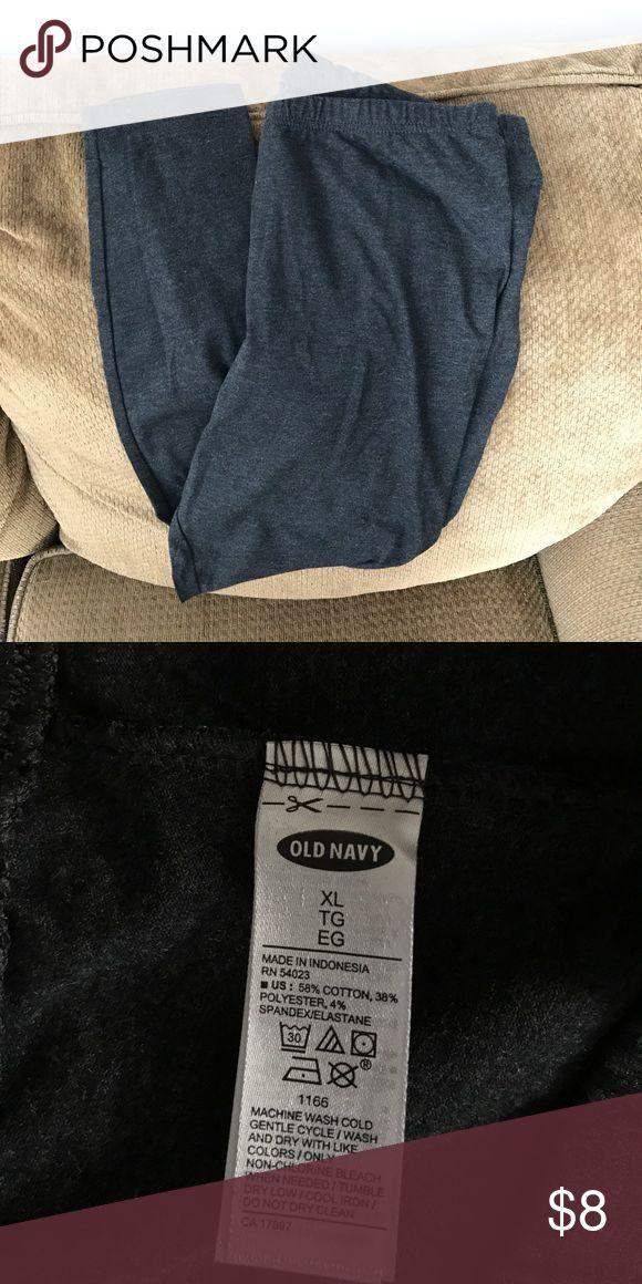 Gray leggings Gray leggings from Old Navy. Never worn. Old Navy Pants Leggings