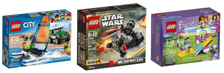 Target is currently having a Buy One, Get One 40% off LEGO sale valid online and in-store!
