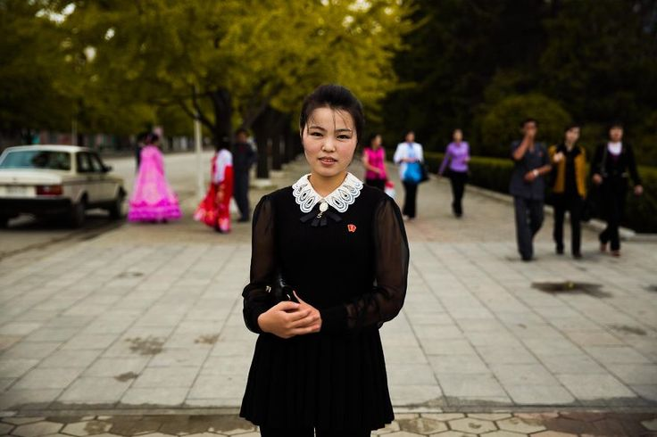 05-On the streets of Wonsan City
