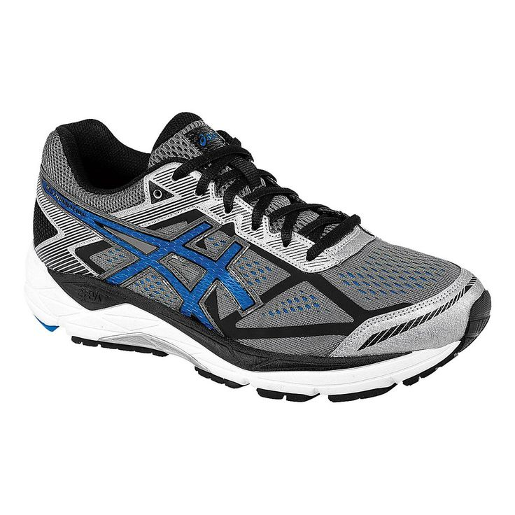 Score even more support for your strides with the latest update of the Mens ASICS GEL-Foundation 12