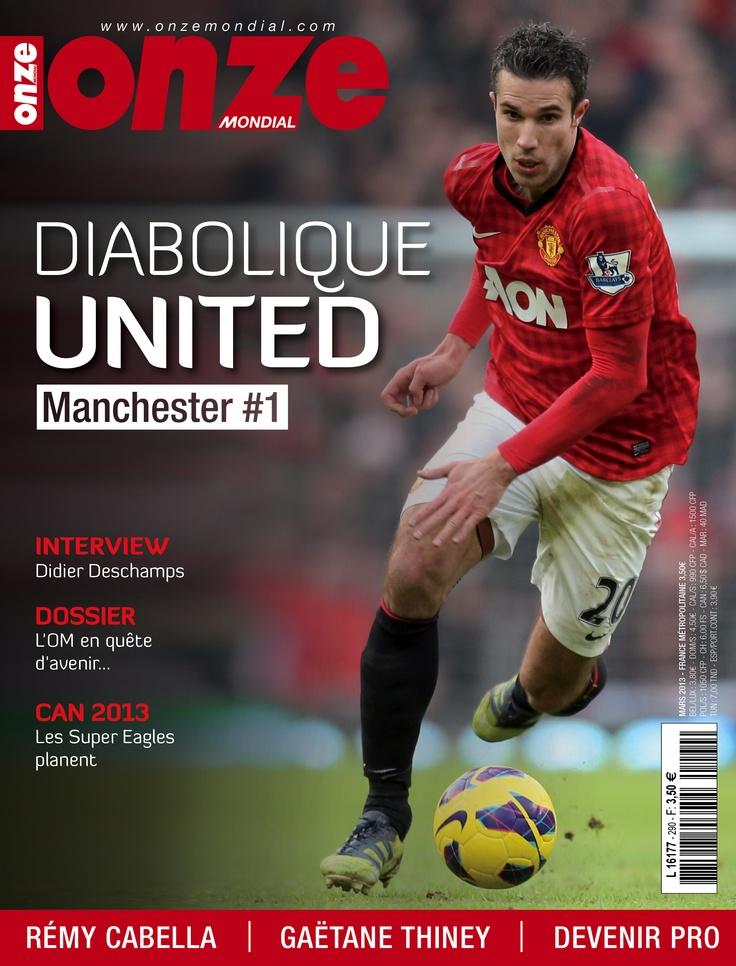 Onze Mondial N°290 Avec Manchester United, Didier