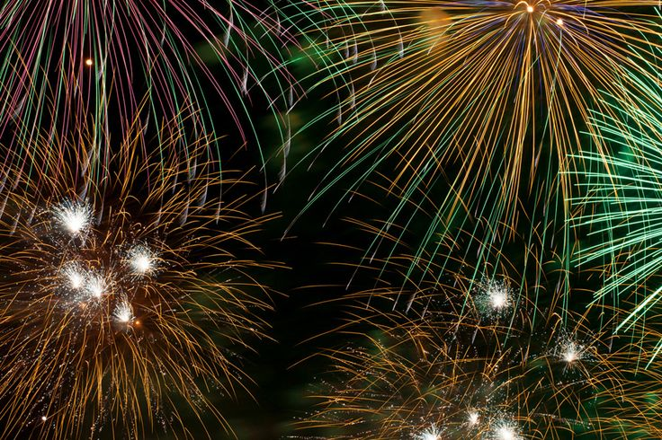 Fireworks festivals take place all over Japan every summer.