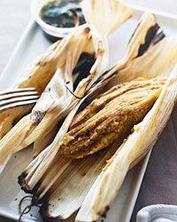 Sweet Potato Tamales Recipe