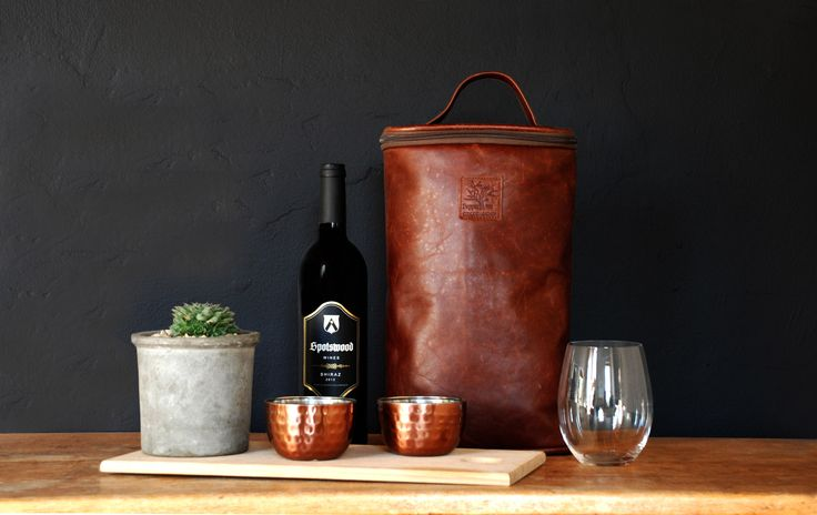 Peppertree bags  double wine carrier