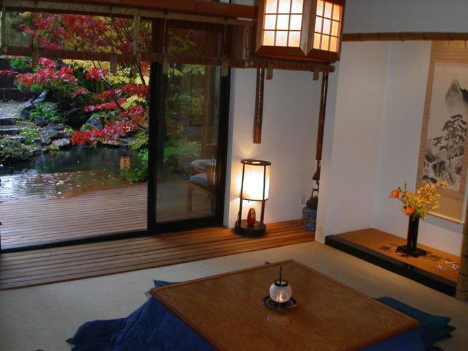 Contemporary Minimalist Interior Design Japanese Style