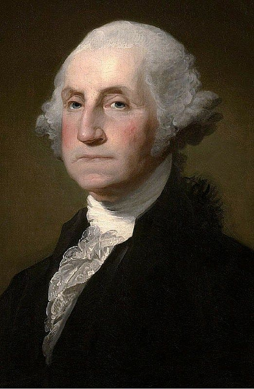 George Washington 1789-97