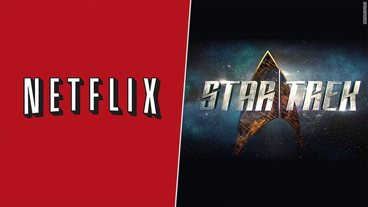 """Star Trek,"" the new CBS series from the popular brand, will stream on Netflix internationally."