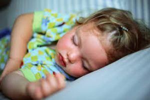 alvás óvodáskorban