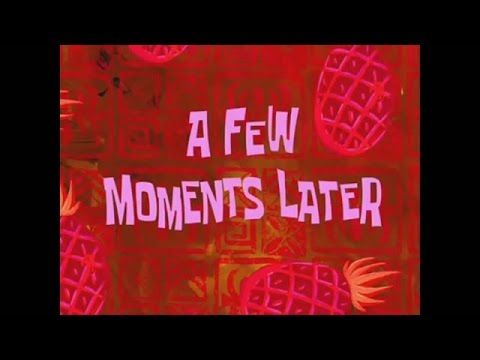 All Timecards In Spongebob Free Download Hd Spongebob Time Cards First Youtube Video Ideas In This Moment