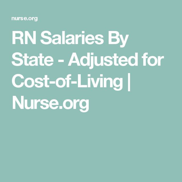 The 25+ best Rn salary ideas on Pinterest Bsn nursing salary - nih nurse sample resume