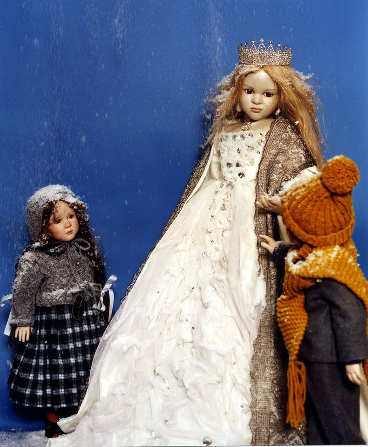 The Snow Queen, Gerda and Kay  Collection