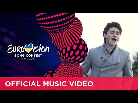 Brendan Murray - Dying To Try (Ireland) Eurovision 2017 - Official Music Video - YouTube