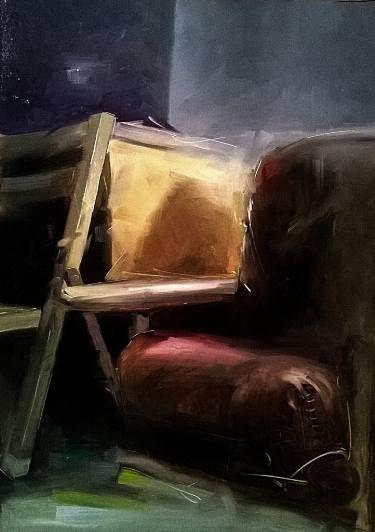 "Saatchi Art Artist Constantin Tanislav; Painting, ""Usual structures"" #art"