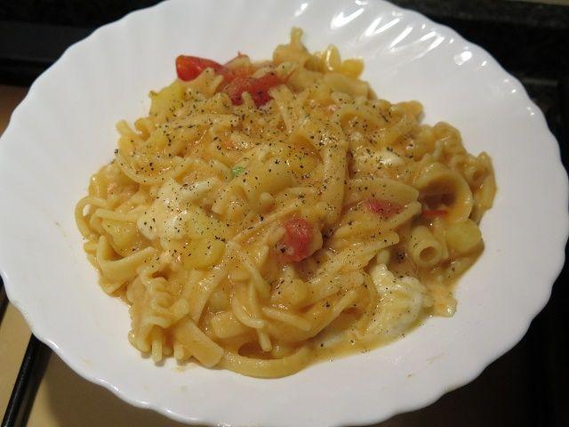 Pasta+e+patate+con+provola