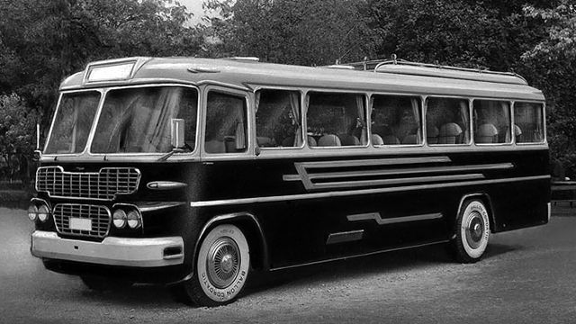 Ikarus 603 Prototype '1958
