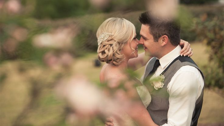 Before the Kiss | Fernbank Farm | Central Coast Wedding & Event Venue