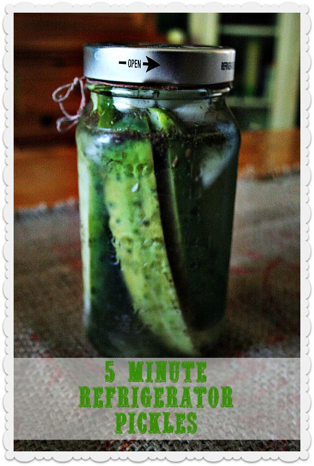 ... pickle on Pinterest | Pickling, Spicy refrigerator pickles and