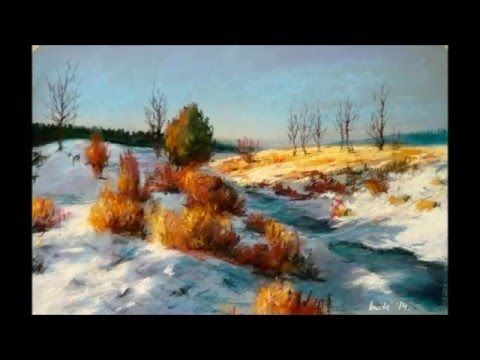 Máté Sándor - Winter - Tél -
