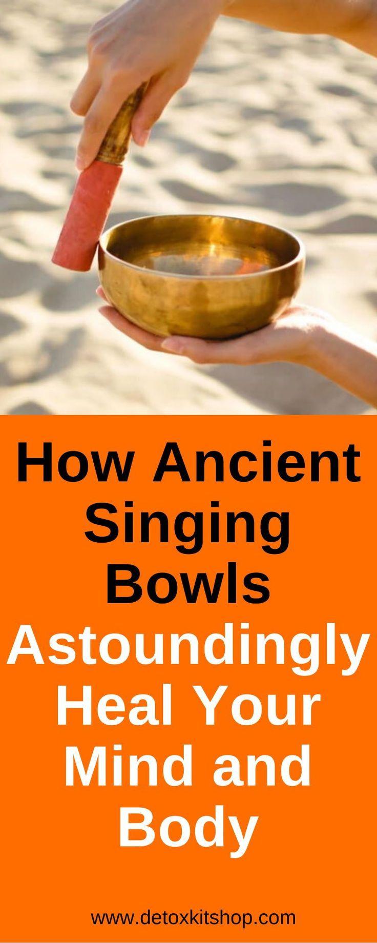 Tibetan Singing Bowl's resonance and vibrations