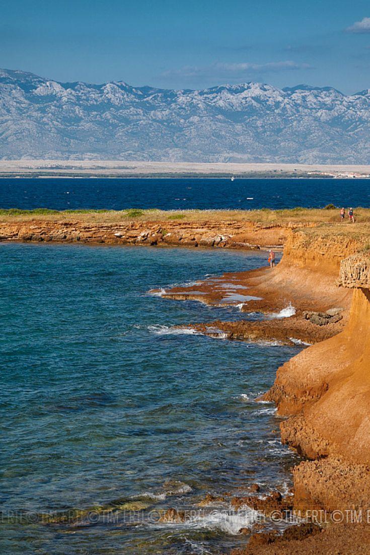 Travel Croatia Blog: What to do in Croatia: Best Beaches. Puntadura Beach, Island of Vir. Click to find them all.