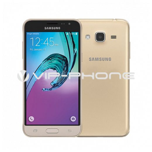 Samsung Galaxy J3 (2016) J320F arany kártyafüggetlen mobiltelefon - Most 24% kedvezménnyel