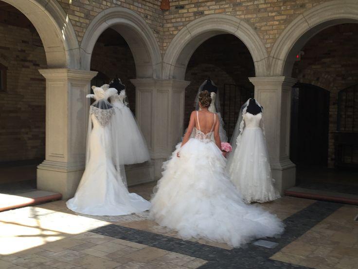 #Wedding dress with gorgeous back detail #LabourOfLoveKW #weddingdress