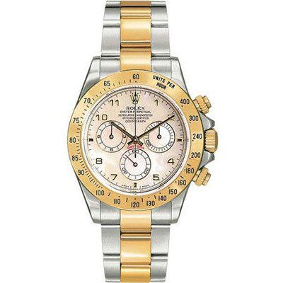 Mens ROLEX Oyster Watch Perpetual Cosmograph Daytona