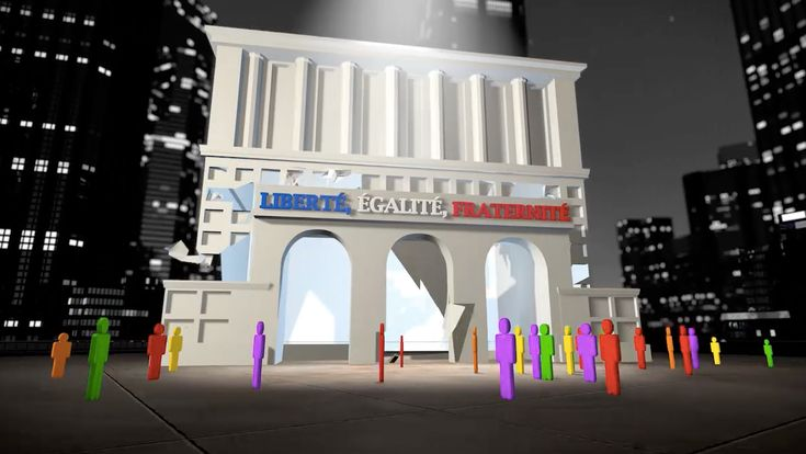 Agora, Les piliers de la République. 10 minis vidéos pour comprendre les fondements de la France