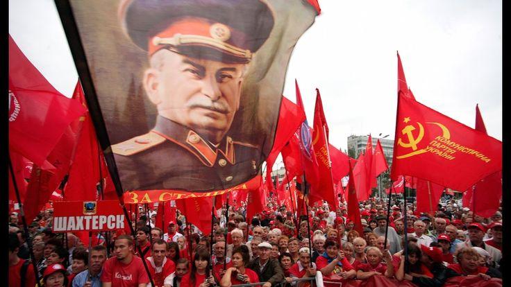 Mundos Perdidos: A superpotência da União Sovietica projetos de Stalin [...