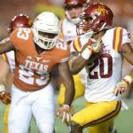 break down #11 West Virginia Mountaineers vs Texas Longhorns (Saturday, November 12, 12:00 PM on FS1 from Darrell K. Royal-Texas Memorial Stadium/Jamail Field, Austin, Texas) from a Vegas perspective and give out a free college football pick.