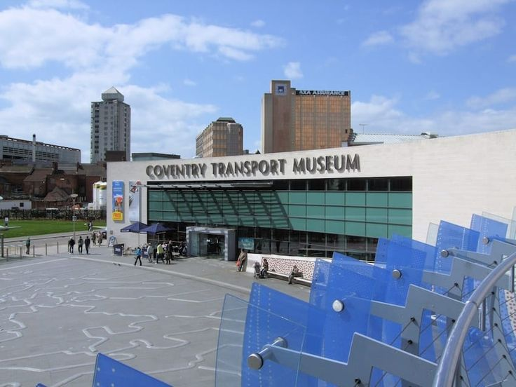 Coventry Transport Museum | Attribution:  Jim Linwood, Wikimedia Commons, CC BY 2.0 | #Tags: Museums, Best Of British, Quintessentially British, Great Britain, United Kingdom