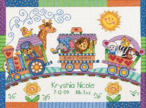 Counted Cross Stitch Patterns-Choices For Every Occasion